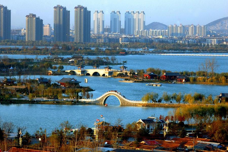 江蘇省の都市 将来性ランキング ベスト3