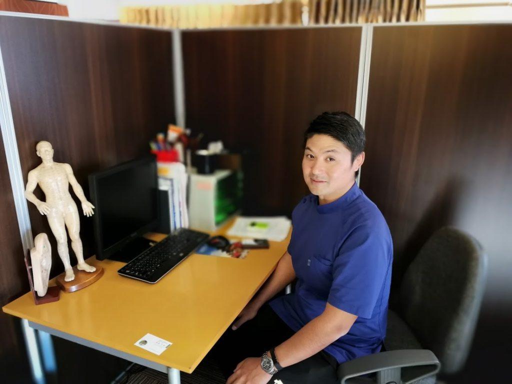 中国と福岡を鍼で繋ぐ箱嶌医針堂